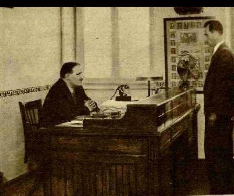 Despre eterna problemă a funcționarului public din România într-un articol din 1937