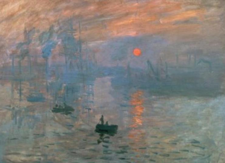 Un ratat a vrut să-și bată joc de Monet, dar a reușit să-l bage în istorie
