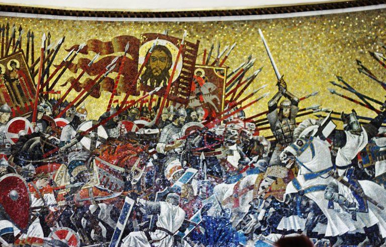 """""""Bătălia de pe Gheață"""" din care s-a născut poporul rus"""