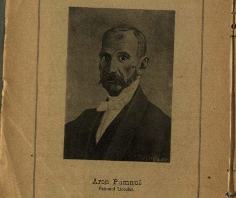 Trecerea lui Aron Pumnul, profesor al lui Eminescu, în Bucovina