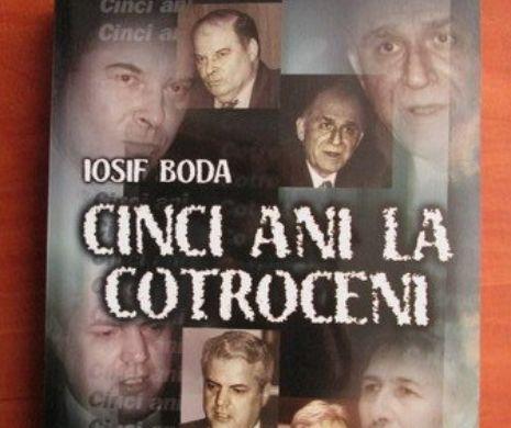Documentele din arhiva PCR care spun totul despre Iosif Boda, consilier al lui Ion Iliescu și analist politic
