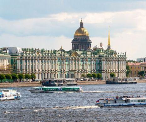 Sankt Petersburg. Epopeea unui nume pierdut și recuperat