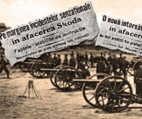 Imperiul Skoda acum 90 de ani, înaintea scandalului din România
