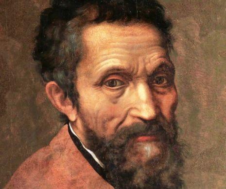 De ce a ascuns Michelangelo faptul că era stângaci