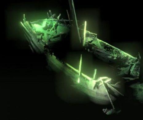 O corabie din secolul al XVI-lea a fost descoperită în Marea Baltică
