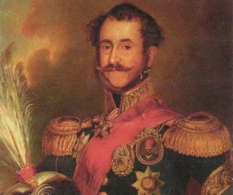 Domnitorul Mihai Sturza se angaja față de Franța să renunțe la tron în schimbul unirii Principatelor