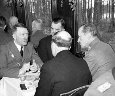 """Senzațional: singura mărturie a lui Hitler despre România. """"Dacă Rusia ar fi ocupat sursele petroliere românești, Germania ar fi fost pierdută!"""""""