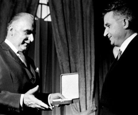 Nicolae Ceaușescu și Vive la France! De la Dalida la Mihai Caraman.  Documente inedite în text – Evenimentul Istoric