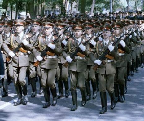 31 august – 8 septembrie 1994. Retragerea tuturor trupelor străine din Berlin