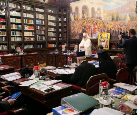 Sfântul Sinod a decis organizarea de evenimente pentru marcarea a 30 de ani de la căderea comunismului