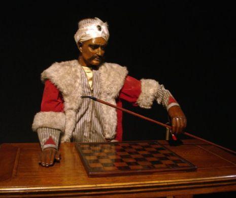 """""""Turcul"""", automatul de şah care l-a bătut pe Napoleon"""