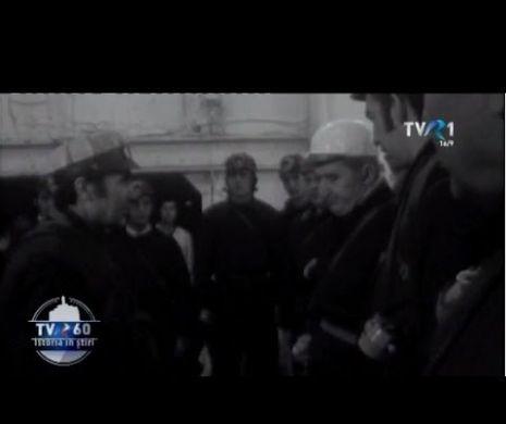 Protestul care i-a întrerupt vacanța la mare lui Ceaușescu