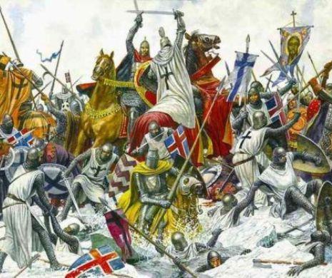 """""""Bătălia Gheții"""" din care s-a născut poporul rus"""