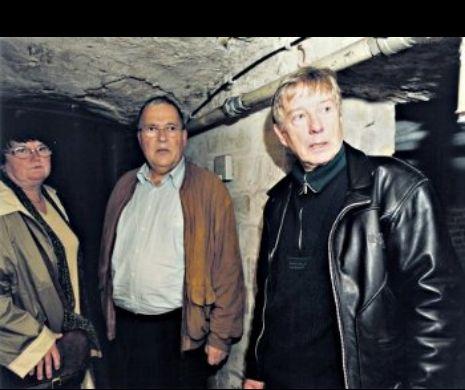 Povestea bărbatului care a construit primul tunel sub Zidul Berlinului