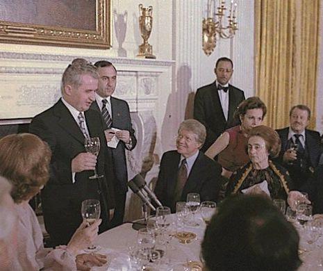CIA DEŢINEA INFORMAŢII despre felul în care CEAUŞESCU, Gorbaciov şi alţi grei ERAU IRONIZAŢI LA NIVEL ÎNALT. Documente desecretizate