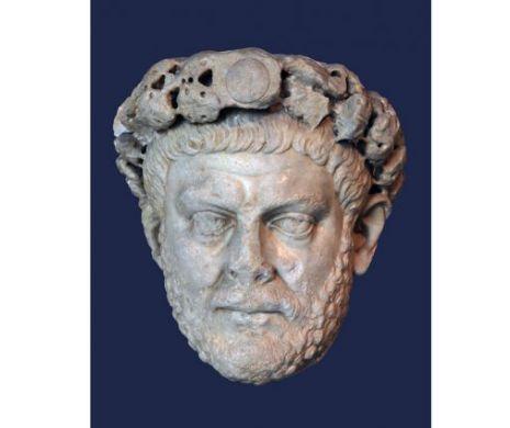 Împăratul care a împărţit lumea în sferturi