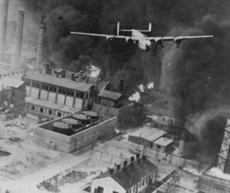 Duminica Neagră a aviației americane: 1 august 1943, bombardamentele de la Ploiești