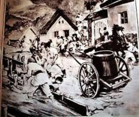 Descrierea Valahiei și Bucureștiului la 1820