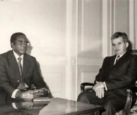 A murit Robert Mugabe, dictatorul african prieten cu Ceaușescu, agățat de putere 37 de ani
