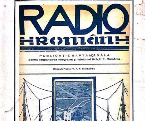 """""""Radio român"""", prima revistă de radioamatorism apărută în România"""