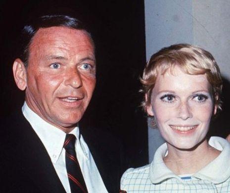 Amorul cu năbădăi dintre Mia Farrow și Frank Sinatra