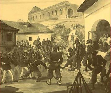 Un amor francez în Ploiești la 1850