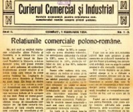 Polonia, un model economic pentru România la 1924