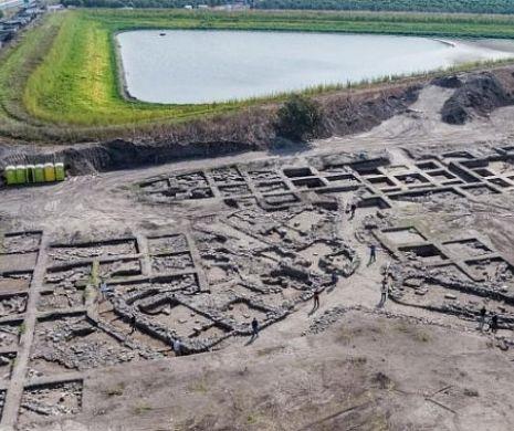 Descoperire majoră în Israel. Vestigiile unui oraş vechi de 5.000 de ani (VIDEO)