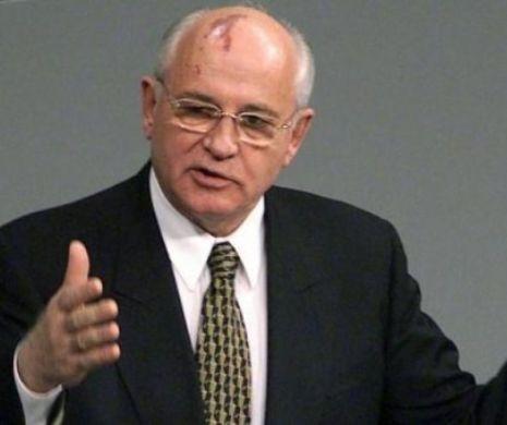 Câte miliarde a pompat Occidentul în URSS-ul lui Gorbaciov