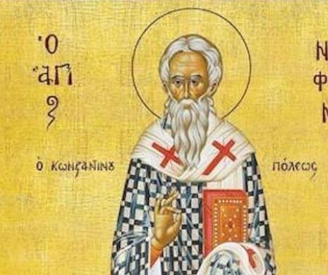 Primul sfânt canonizat pe pământ românesc