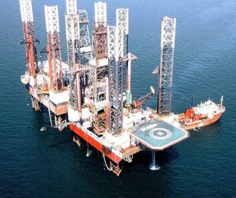 Ceauşescu, informat că a început extracţia petrolului din Marea Neagră