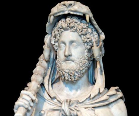 Commodus, împăratul care și-a dorit să fie gladiator dar a reușit să fie doar farsor