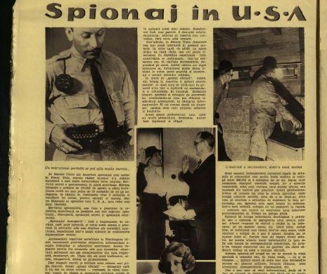 Vremea când SUA erau un Eldorado pentru spioni