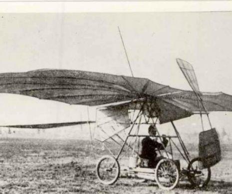 Primul zbor al lui Traian Vuia, la Montesson