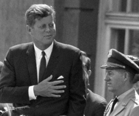 Fascinat de Al III-lea Reich, Kennedy credea că Hitler NU a murit