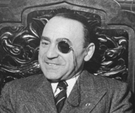 Trimisul special al LE TEMPS doar că nu i-a ridicat statuie lui Armand Călinescu