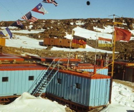 La Polul Sud, căderea Zidului Berlinului a fost luată drept o viclenie a STASI