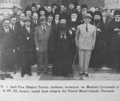 Supărările patriarhului Justinian Marina pe Ministerul comunist al Cultelor