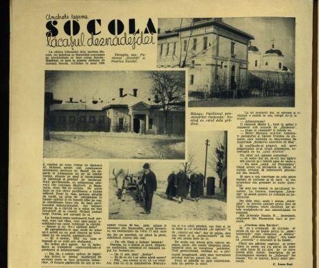 Socola, lăcașul deznădejdii – la 1937