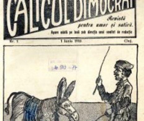 Satiră şi UMOR din CALICUL DEMOCRAT de la 1911