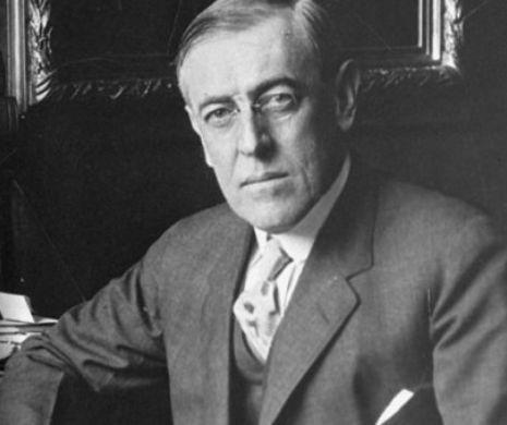 Suferinţele preşedintelui Woodrow Wilson