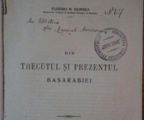 Industria Basarabiei la 1921 şi un CONGRES al Societăţii FEMEILOR ortodoxe române desfăşurat la Chişinău în acelaşi AN