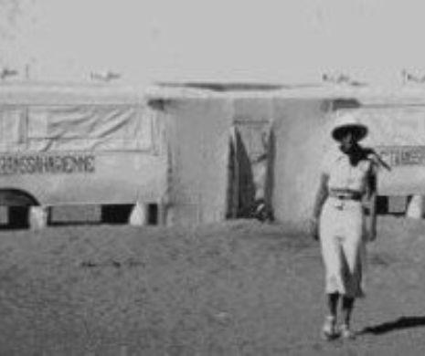 Bidonul V din Sahara și servanții săi