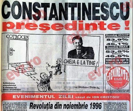 FSN îngenuncheat. De la Iliescu la Dragnea, istoria din care nu înveți se repetă