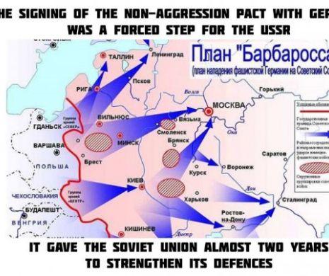 """Cum se vede de la Moscova: URSS a fost """"forţată"""" să anexeze Basarabia, Bucovina şi Ţinutul Herţa"""