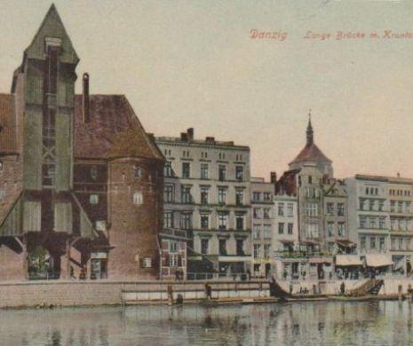 Războiul cutiilor de scrisori de pe străzile din Danzig