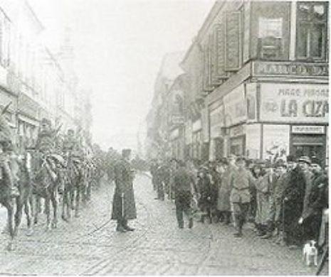 Violuri, jafuri și beții. Ocupația germană din 1916-1918, povestită de un ofițer neamț