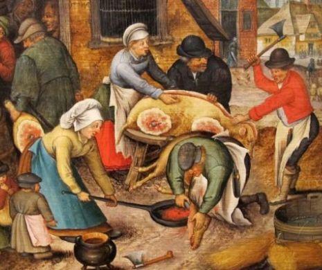 Ce mâncau în Evul Mediu țăranii englezi. O anchetă laborioasă confirmă o teorie veche