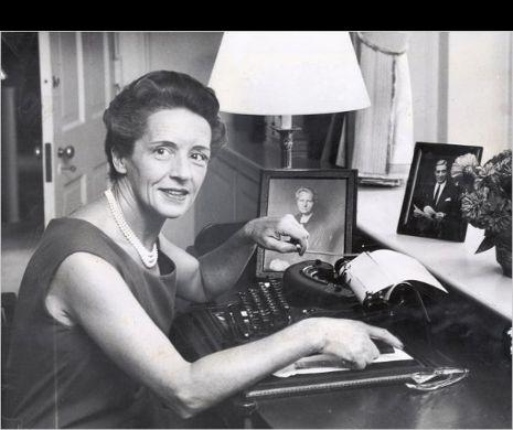 Eve Curie, singurul membru al familiei Curie care NU a primit un Premiu Nobel