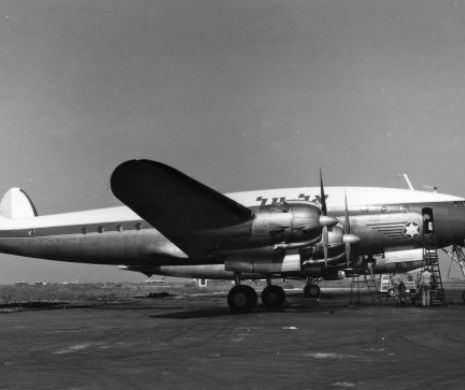 """Misterul """"Zborului 402"""": Prima tragedie a Războiului Rece"""